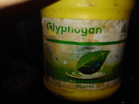 Another Herbicide containing Glysophate